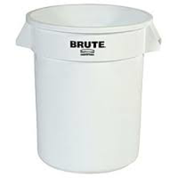 Picture of Rubbermaid BRUTE® 20-Gallon Container without Lid
