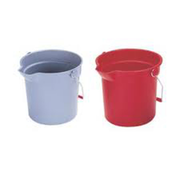 Picture of Rubbermaid Brute® Plastic Round Bucket - 10 Quart