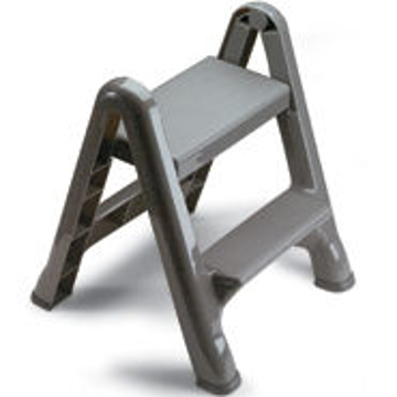 Picture of Rubbermaid 4209-03 Two-Step Folding Stepstool