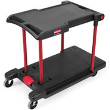 Picture of Rubbermaid 4300 Convertible Utility Cart