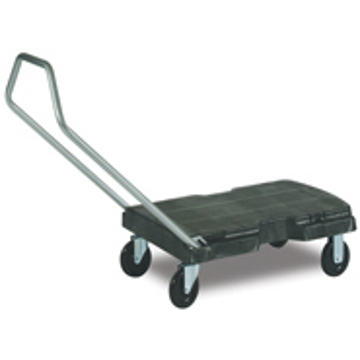 "Picture of Rubbermaid 4401 Triple Trolley - 20.5"" x 32.5"" - 400 lb Capacity"