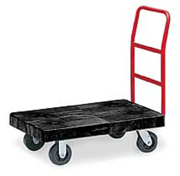 "Picture of Rubbermaid 4406 HD Platform Truck - 24"" x 36"" - 1000 lb Capacity"