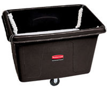Picture of Rubbermaid 4611 Spring Platform Truck - 14 Cubic Feet, 500 Lb Capacity