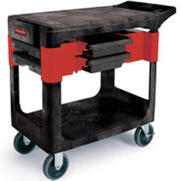 Picture of Rubbermaid 6180 Trades Cart