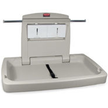 Picture of Rubbermaid 7818-88 Baby Changing Station Horizontal
