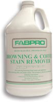 Picture of Fabpro Browning And Coffee Stain Remover - 1 Gallon