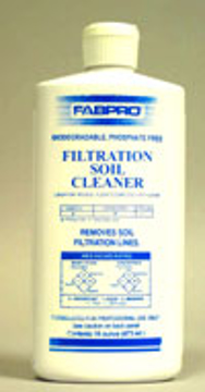Picture of Fabpro Filtration Soil Cleaner - 16 oz