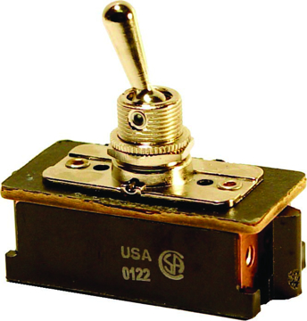 Picture of Toggle Switch- 20 AMP On-Off