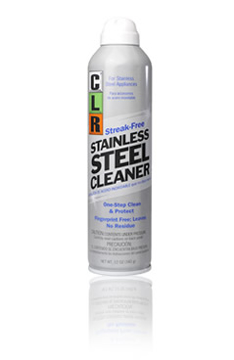 Picture of CLR Stainless Steel Cleaner - 12oz Aerosol