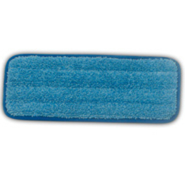 """Picture of Rubbermaid Q820 11"""" Wall/Stair Wet Microfiber Mopping Pad"""