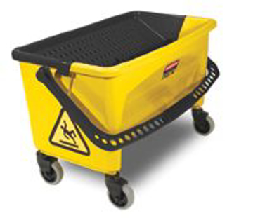 Picture of Rubbermaid Press Wring Microfiber Mop Bucket