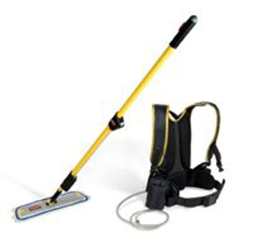 Picture of Rubbermaid Q979 Flow™ Flat Mop Finishing System