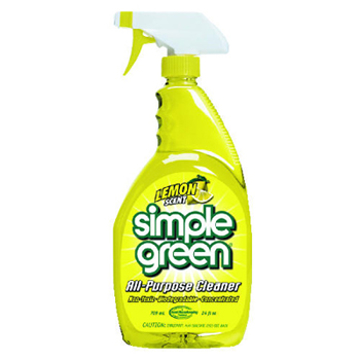 Picture of Simple Green Lemon Scent All-Purpose Cleaner - 24oz Trigger