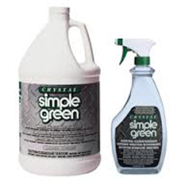 Picture of Simple Green Crystal® Industrial Strength Cleaner/Degreaser
