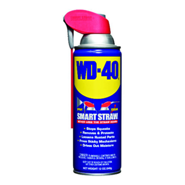 Picture of WD-40® Lubricant with Smart Straw - 11-oz. Aerosol Can