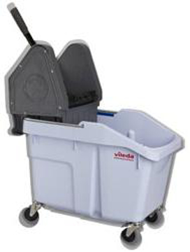 Picture of Marino UltraFlex Bucket with Castors and Downpress Wringer - 36qt