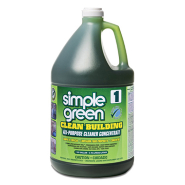 Picture of Simple Green Clean Building All-Purpose Cleaner Concentrate - 1 Gallon