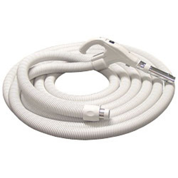 "Picture of Electriflex Low Voltage Hose - 1¼"" x 30' - Light Gray"
