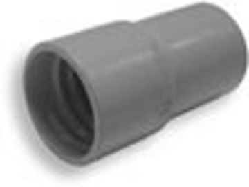 Picture of 1-1/2'' Hose Cuff For Wire Reinforced Hoses - Gray