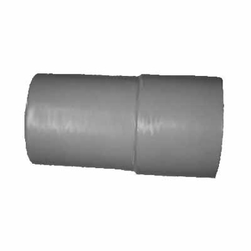 "Picture of 1-1/2"" to 2"" Enlarger Hose End Cuff - Gray"