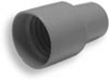"Picture of 1-1/2"" to 1-1/4"" Reducer Hose End Cuff - Gray"