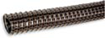 "Picture of 1-1/4"" Vacuflex Wire Reinforced Hose - Brown"