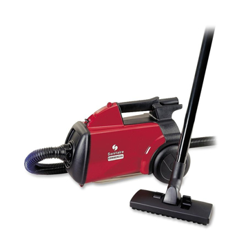 Picture of Sanitaire Mighty Canister Vacuum with Allergen Filtration - SC3683B