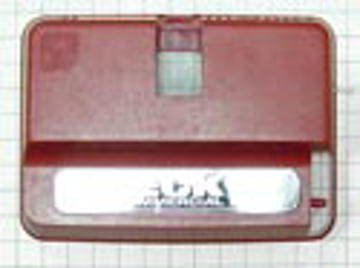 Picture of Oreck Housing, Red w/Label (XL2000HH) - 097543003