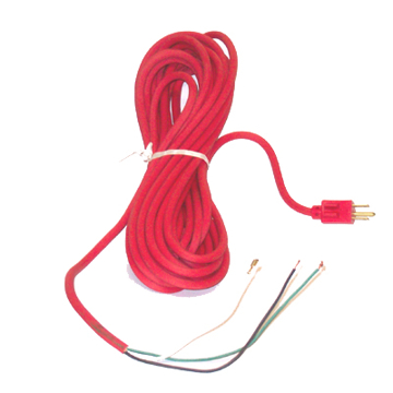 Picture of Oreck Vacuum Red Power Cord - 0102806