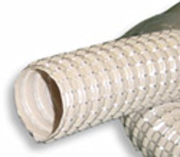 "Picture of 1-1/4"" X 6.5' Supreme Wire Reinforced Hose - Beige"