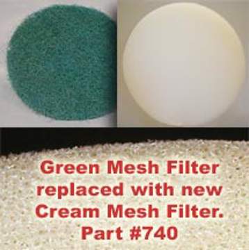 Picture of Modern Day Mesh Filter