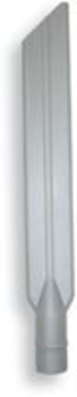 "Picture of 17"" Gray Plastic Crevice Tool - 1-1/2"""