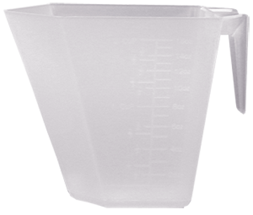 Picture of Measuring Cup - 2-cup graduated English/Metric scale