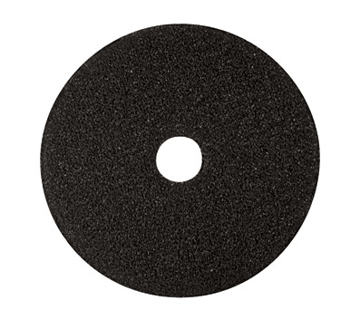 "Picture of 20"" Black Elky Pro High Performance Stripping Pads"