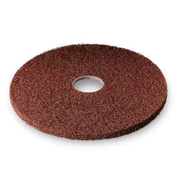 "Picture of 20"" Brown 3M Stripping Pads 7100"