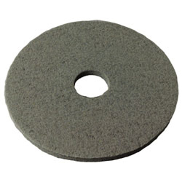 "Picture of 19"" Gray 3M Stone Polishing Pads 4000"