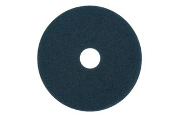 "Picture of 14"" Blue 3M Cleaning Pads 5300"