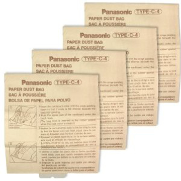 Picture of Panasonic Paper Bags - Style C4