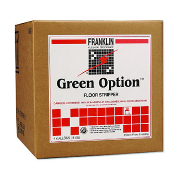 Picture of Franklin Green Option Floor Stripper - 5 Gallon