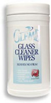 Picture of Gleme Glass Cleaner Wipes - 70 Pack