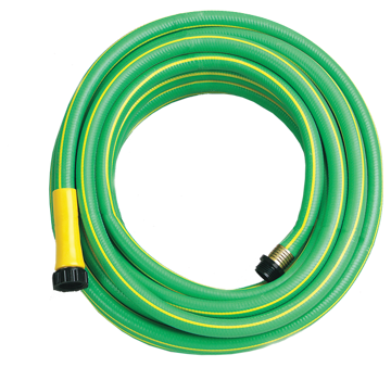 Picture of Rubber & Vinyl 5 Ply  Hose - 50 Ft