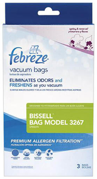 Picture of Bissell Paper Bags - Febreze® (3 Pack) - 3267