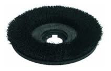 "Picture of 11"" Ultimate Solutions Bassine Scrub Brush - 1302"