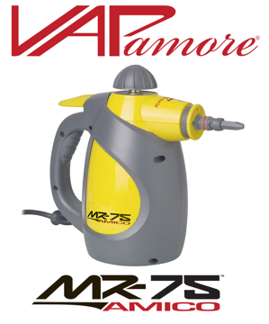 Picture of Vapamore Amico Handheld Steam Cleaner