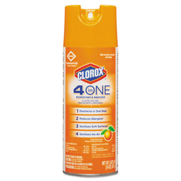 Picture of Clorox 4-in one Disinfectant & Santizer