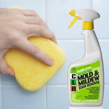 Picture of CLR Mold & Mildew Cleaner - 32oz Spray Bottle