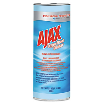 Picture of Ajax Oxygen Bleach Cleanser Heavy-Duty Formula - 21 oz.