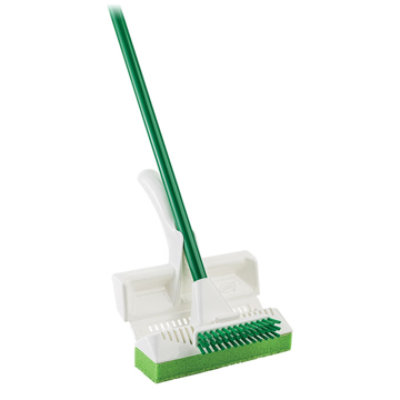 "Picture of Libman Scrubster Mop, 9"" wide sponge with cellulose surface"