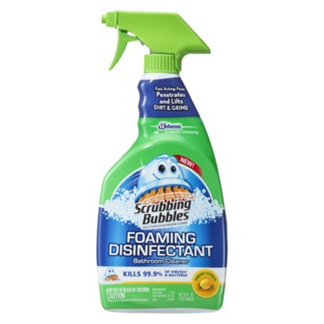 Picture of Diversey Scrubbing Bubbles Foaming Disinfectant Bathroom Cleaner