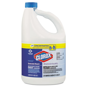 Picture of Clorox Germicidal Bleach High Concentration - 121 ounce